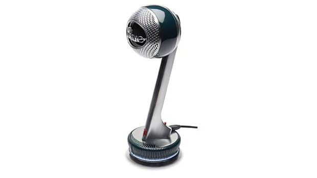 Blue Microphones's Nessie Adaptive USB Microphone