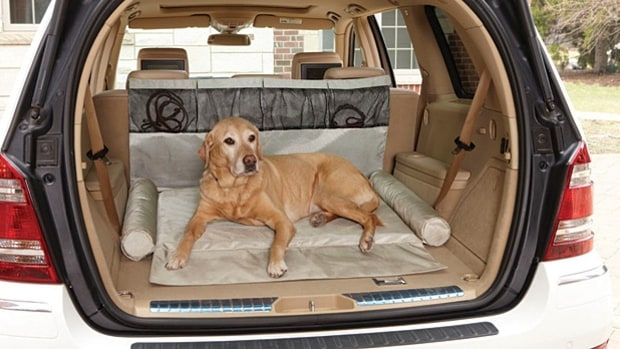 Orvis Cargo Travel Dog Bed