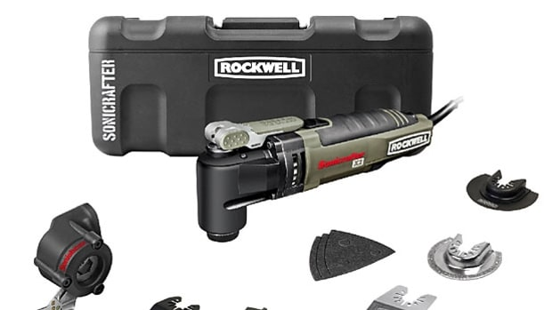 Rockwell Sonicrafter X2