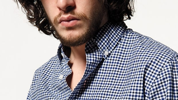 J. Crew Button-Down