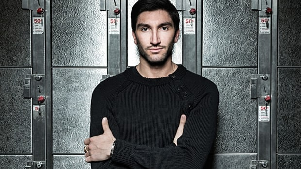 Evan Lysacek's Olympic Workout