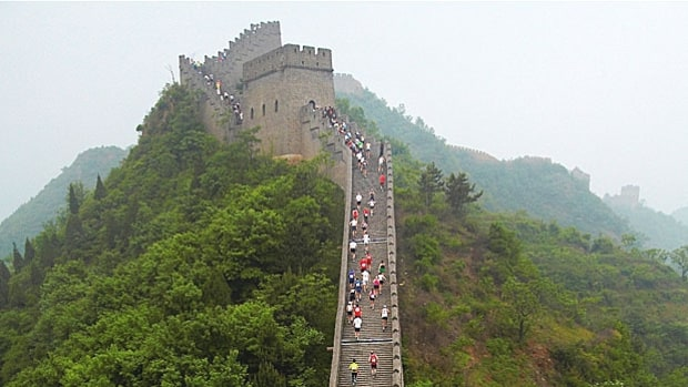 The Great Wall Marathon, China