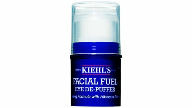 Best Baggage Handler: Kiehl's Facial Fuel Eye De-Puffer
