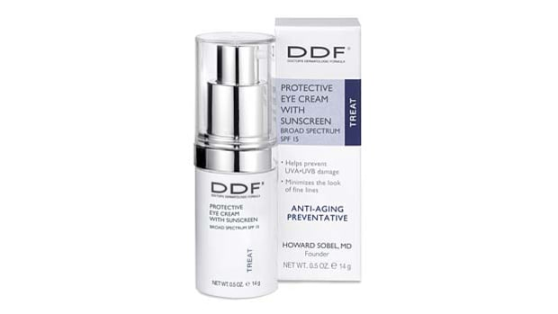 Best Daily Use Sunscreen: DDF Protective Eye Cream with Sunscreen Broad Spectrum SPF 15