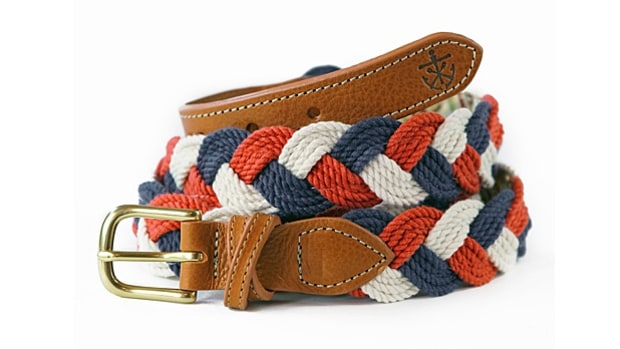 Kiel James Patrick Croffix Sailing Belt