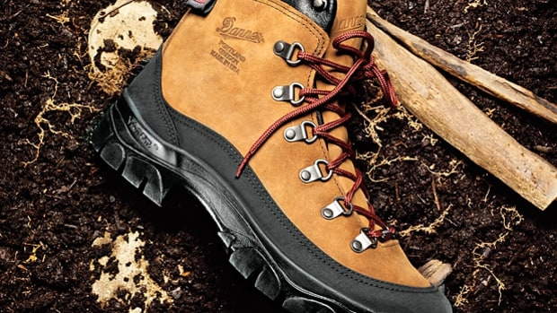 Hiking Boots, Reinvented