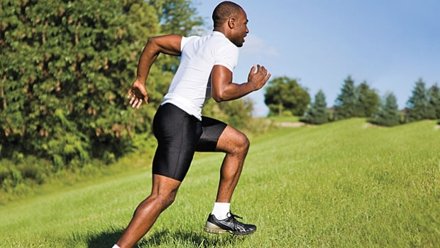 The Hill Sprint Workout
