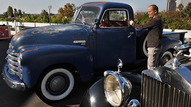 1949 Chevrolet Stepside Pickup Truck