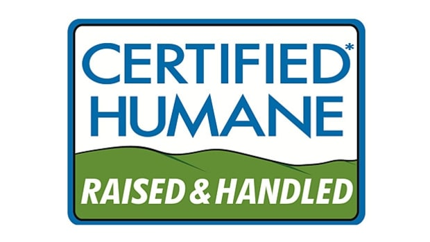 Certified Humane Raised & Handled