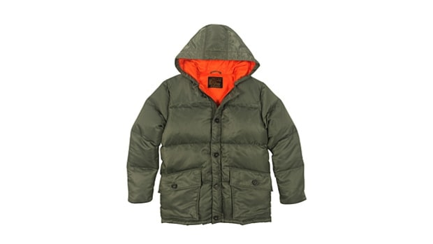 Penfield Landis Military Issue Green Jacket