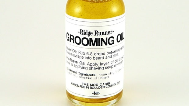 The Mod Cabin Ridge Runner Beard Oil