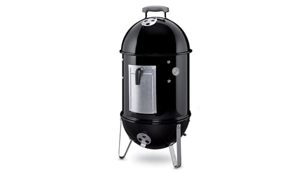 Weber's Smokey Mountain Cooker