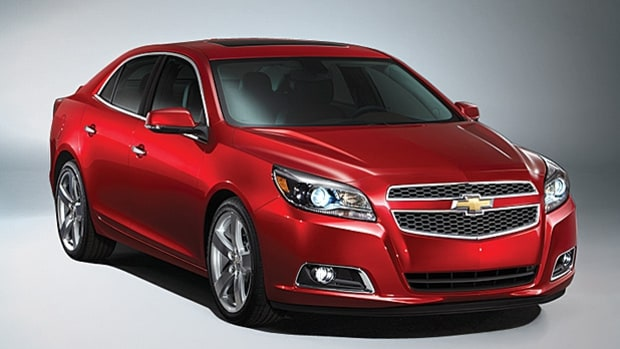 2013 Chevrolet Malibu Turbo