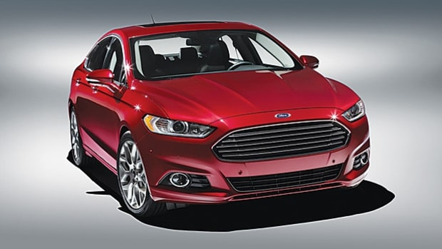 2013 Ford Fusion SE 1.6 EcoBoost Manual