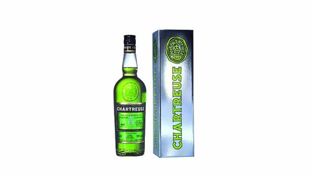 110-proof Green Chartreuse