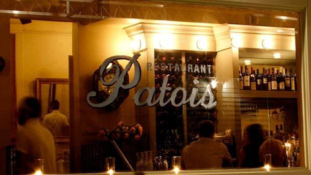 New Orleans Restaurants: Patois