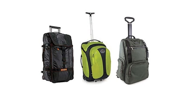 Best Rolling Backpacks for Any Trip