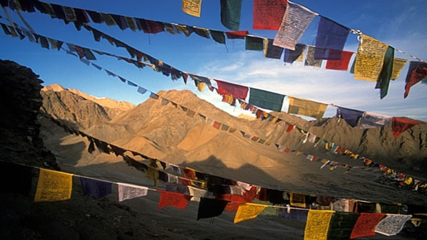 Trek through Little Tibet.
