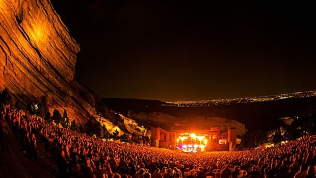 Ultimate Venue for Outdoor Music