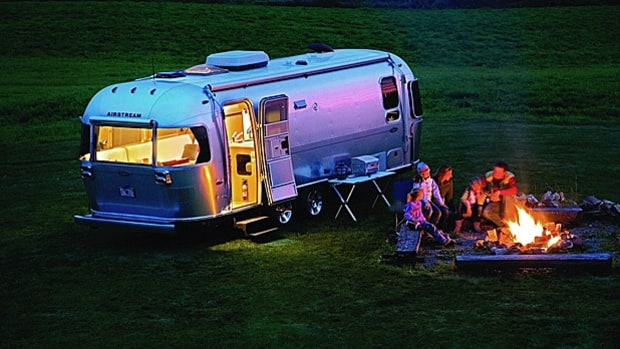 Rent an Airstream