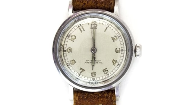 Rediscover wristwatches.