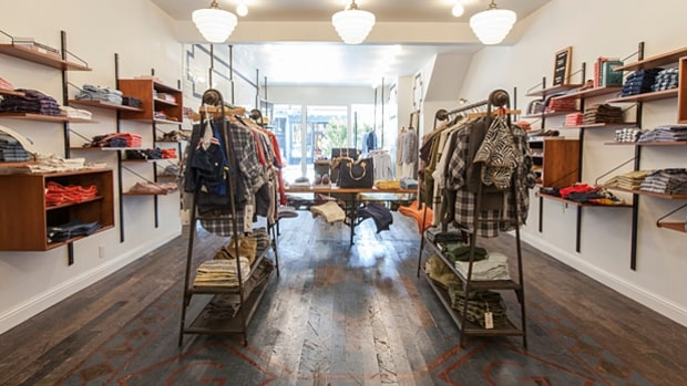 San Francisco: Gant Rugger Store