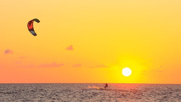 Where to Learn to Kiteboard