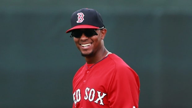 Xander Bogaerts, Red Sox