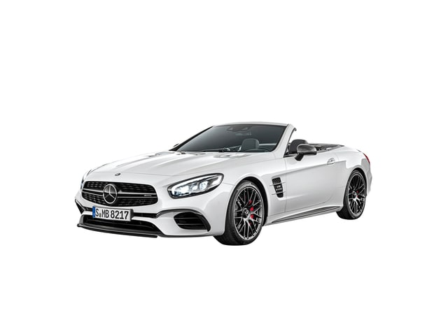 Sports and Performance: Mercedes-Benz SL Roadster