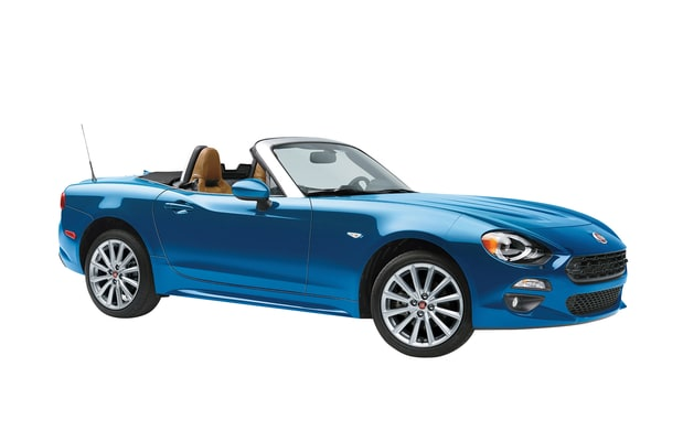 Sports and Performance: Fiat 124 Spider