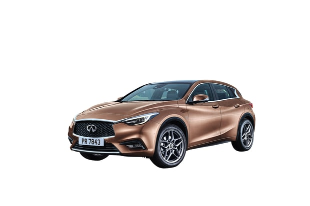 SUVs/Crossovers: Infiniti QX30