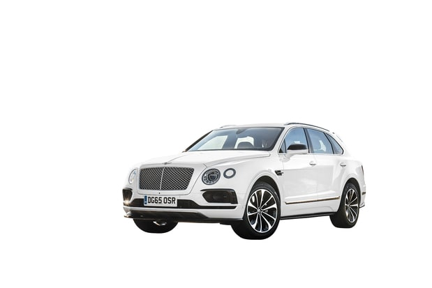SUVs/Crossovers: Bentley Bentayga