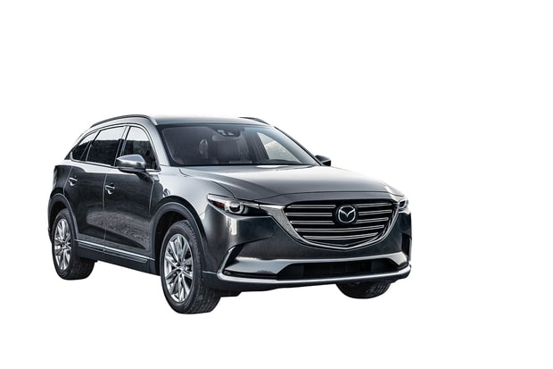 SUVs/Crossovers: Mazda CX-9