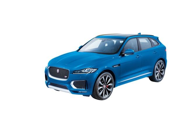 SUVs/Crossovers: Jaguar F-PACE