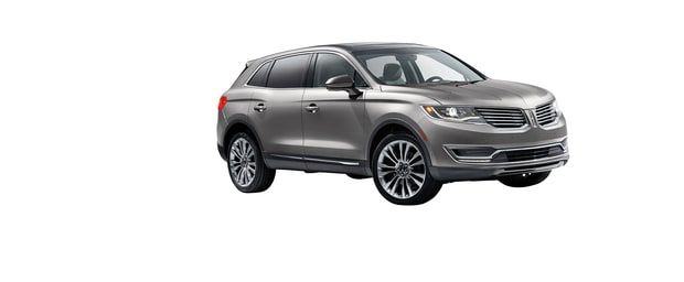 SUVs/Crossovers: Lincoln MKX
