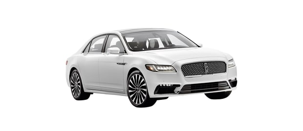 Sedans: Lincoln Continental