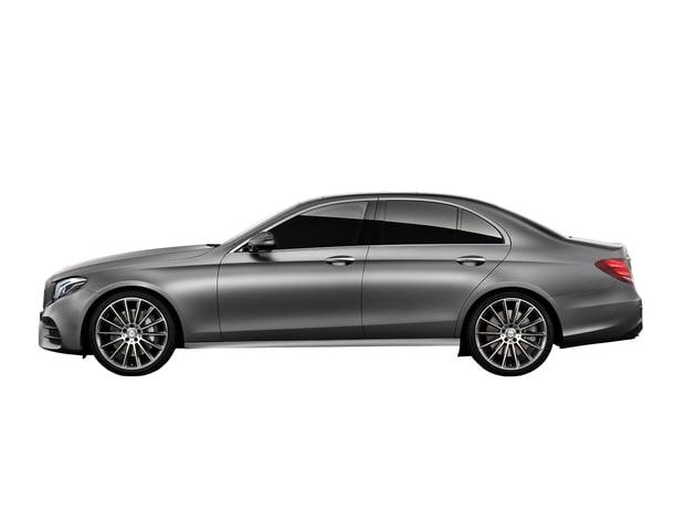 Sedans: Mercedes-Benz E-Class Sedan