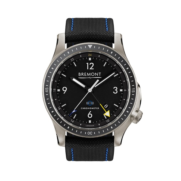 Bremont Boeing Model 1 Ti GMT