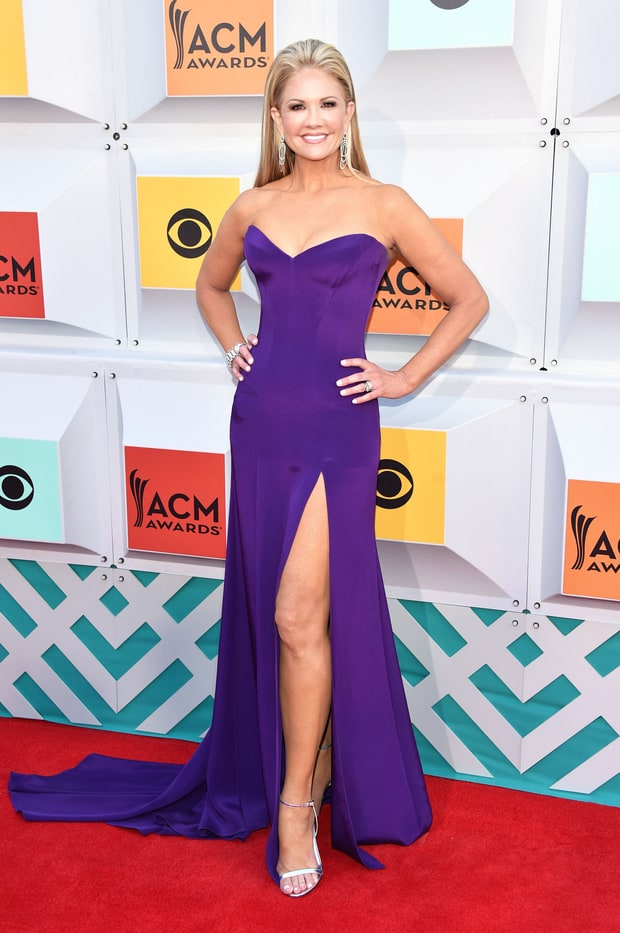 Nancy o dell acm awards 2016 red carpet fashion what the stars wore