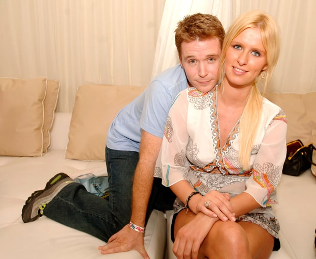 Nicky Hilton & Kevin Connolly