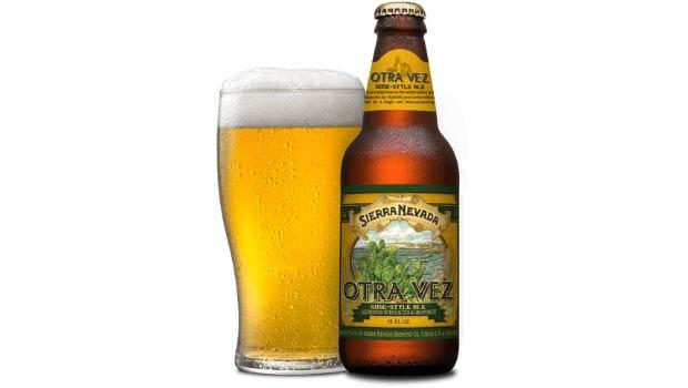 Sierra nevada otra vez the best low calorie beers men for Calories in craft beer