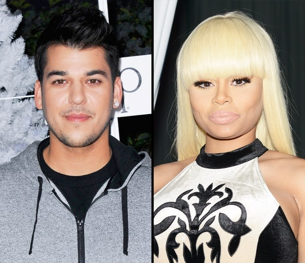 Rob Kardashian Stirs Up Family Drama By Moving in With Blac Chyna