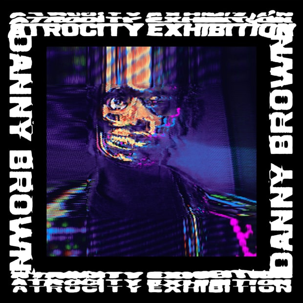 Image result for danny brown new  vinyl art