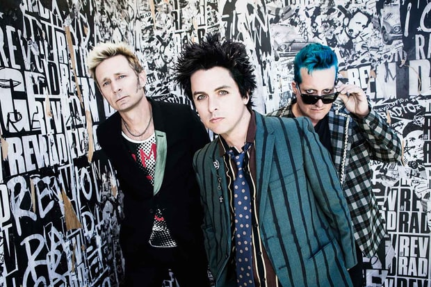 green day, still breathing, clip, revolution radio