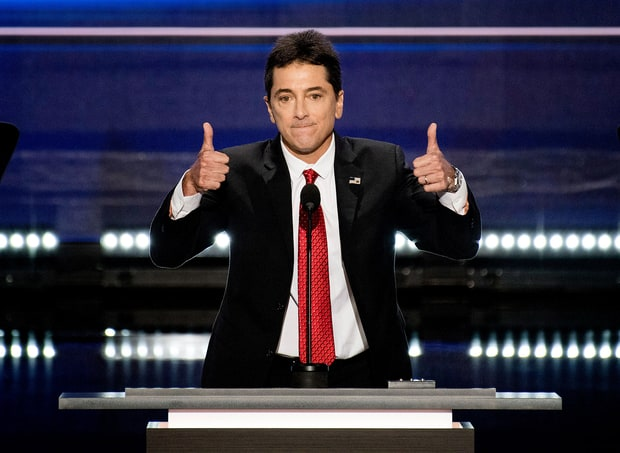 celebrities support donald trump president