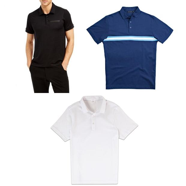 Short-Sleeve Polos