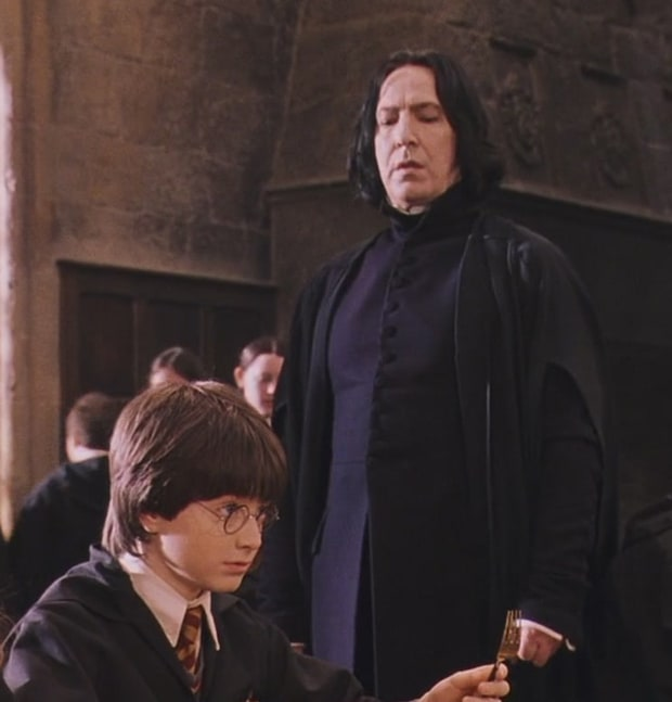 Severus Snape and the Anubis Archetype: Smoke and Mirrors