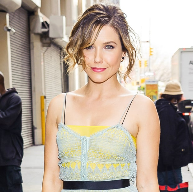Sophia Bush democrat