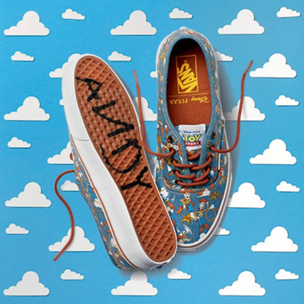 zapatillas vans toy story andy
