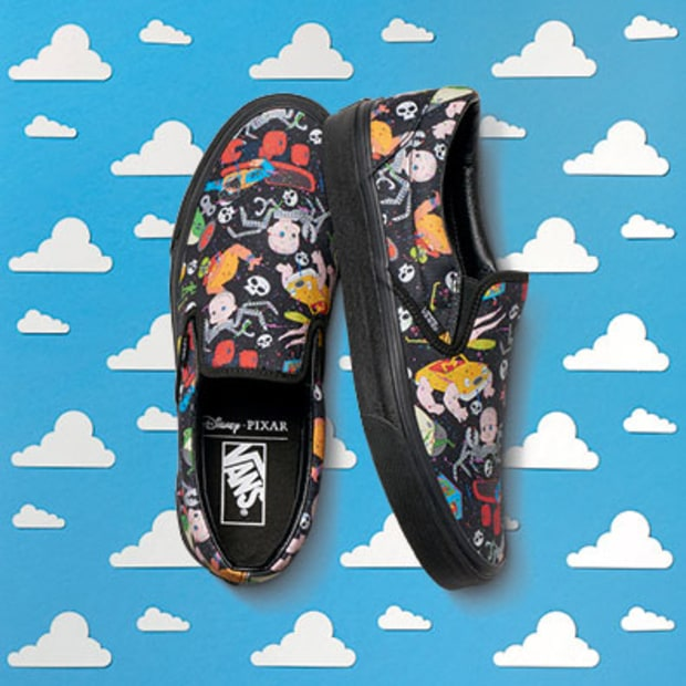 c15bdc4478 Vans Releases New  Toy Story  Line And It s Nostalgic AF - Trill! Magazine